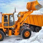 Уборка и вывоз снега в Нижнем Новгороде фото