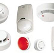 Система пожарной сигнализации фото
