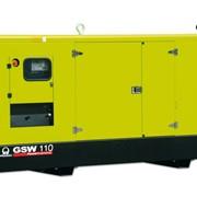 Дизельный генератор Pramac GSW 110P (81.36кВт) фото