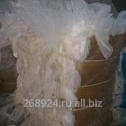 отходы полиэтилена, стрейч пленки. фото