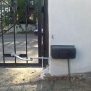 Автоматика для распашных ворот фото