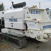 Бетононасос на гусеничном ходу Mecbo P4.65 Cingalo фото