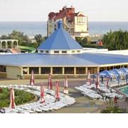 Ресторан в аквапарке фото