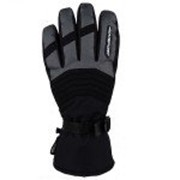 AGVSPORT Снегоходные перчатки Kapay, черн\сер фото