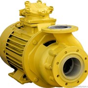 Бензиновые и нефтяные насосы для нефтепродуктов КМ100-80-160Е-сталь фото