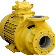Бензиновые и нефтяные насосы для нефтепродуктов КМ80-50-200Е-сталь фото