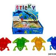 Занимательные игрушки тянучка лягушки c21425 фото