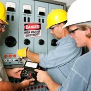 Испытания электрооборудования. фото