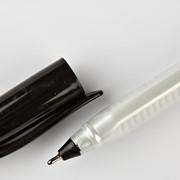 """Ручка масляная """"Piano Correct"""" чорная PT-1159 фото"""