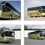Автобусы туристические NEOPLAN фото