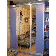 Мебель детская, шкаф-купе для детской комнаты, мебель для детской, мебель на заказ фото