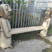 Садово парковая скульптура фото
