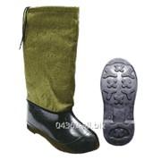 Обувь для охотников и рыбаков Чуни фото