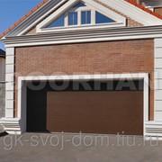 Секционные ворота DoorHan на проем 2500х2115(h) фото