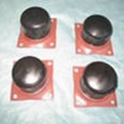 Буфер резиновый БР-100 фото