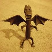 Дракончики - символы 2012года (высота 150-250мм) фото