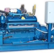Биогазовая электростанция мощностью 60кВт фото