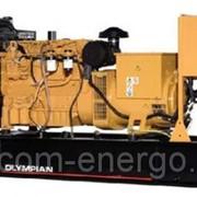 Генератор дизельный Olympian GEP150-1 (108 кВт) фото