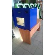 Платежный терминал встраиваемый в стену фото