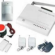 Сигнализация GSM Alarm System беспроводная GSM модуль 900/1800МГц фото