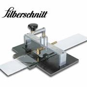 Циркульный стеклорез Silberschnitt для серийной резки фото