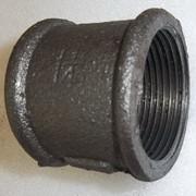 Муфта стальная 32 ГОСТ 8966-75 фото