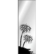 Обработка пескоструйная на 1 стекло артикул 8-09 фото