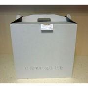 Тортовая упаковка 400*300*400 фото