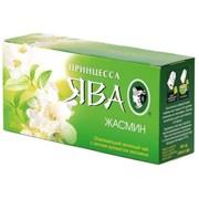 Чай Принцесса Ява зеленый с жасмином 25 пак. фото