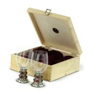 Набор бокалов Rubin для вина фото
