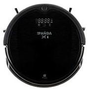 Робот-пылесос PANDA X1 Black (2200 mAh, сухая и влажная уборка, пульт, мешок 0,7л) фото