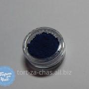 Краситель пищевой Цветочная пыльца Синий, код 3 фото