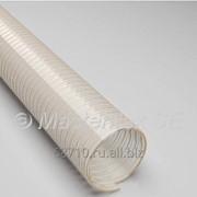 Шланг полиуретановый армированный абразивостойкий Polderflex PUR фото