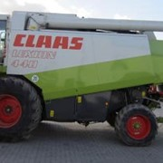Зерноуборочный комбайн Claas Lexion 440 фото