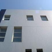 Монтаж навесных вентилируемых фасадов фото