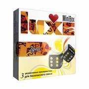 Презервативы LUXE Mini Box фото