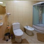 Гостиничный номер - коттедж двухместный со всеми удобствами. Отдых в Чернигове и области. фото