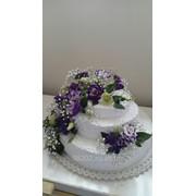 Торты на заказ Свадебный фото