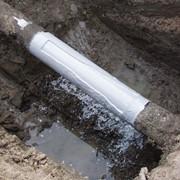 Сухая кислотностойкая смесь для ремонт труб ТЭЦ и пр фото