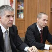 Организация визитов иностранных делегаций фото