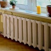 Промывка чугунных радиаторов фото