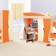 Детская корпусная мебель Саванна фото