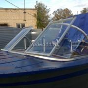 Изготовление остекления лодки фото