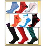 Оптовый склад. Носки женские. Чулочно-носочные изделия. фото