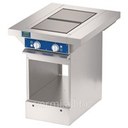 Двухконфорочная плита ЭПЧ-9-2-6 без жарочного шкафа Традиция-4 фото