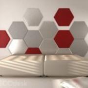 Изголовья кроватей DECOdesk фото