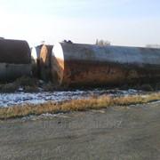 Резервуар горизонтальный стальной РГС-50 фото