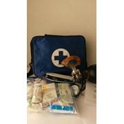 Аптечка первой помощи (согласно приказу №380 МЗ РК от 22 мая 2015г.) фото