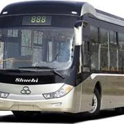 Городские автобусы. фото
