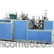 Машина для производства манжет для бумажных стаканов JBZ-BG фотография